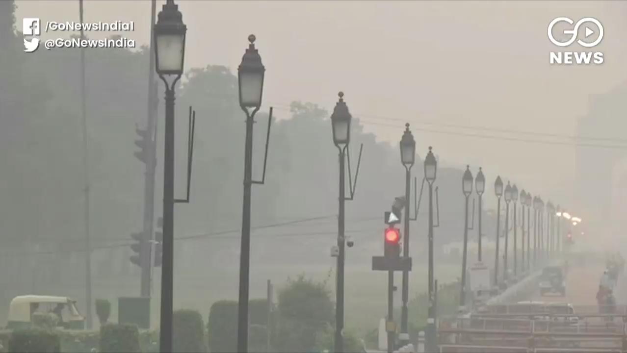 Delhi's Air Pollution Poses Health Risk