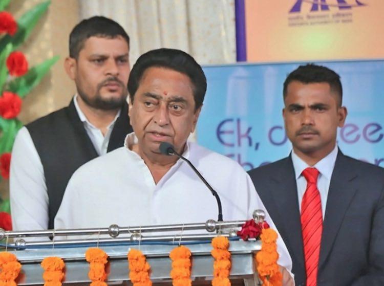 Kamal Nath Threatens Hunger Strike Over Non-Paymen