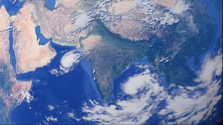 Cyclones 'Bulbul' And 'Maha' on Course For Landfal