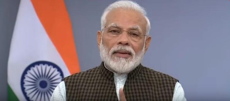 LiVE: PM Modi Addresses The Nation