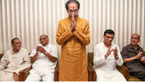 Uddhav Thackeray Is Chief Minister-elect Maharasht