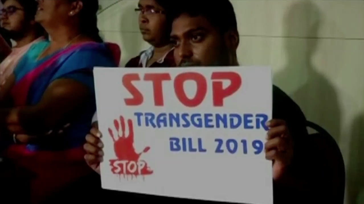 LGBT Community Unhappy With Transgender Bill 2019