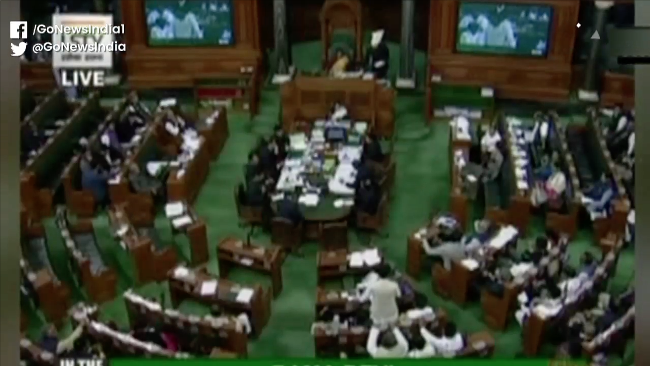 Lok Sabha passes Citizenship (Amendment) Bill 2019