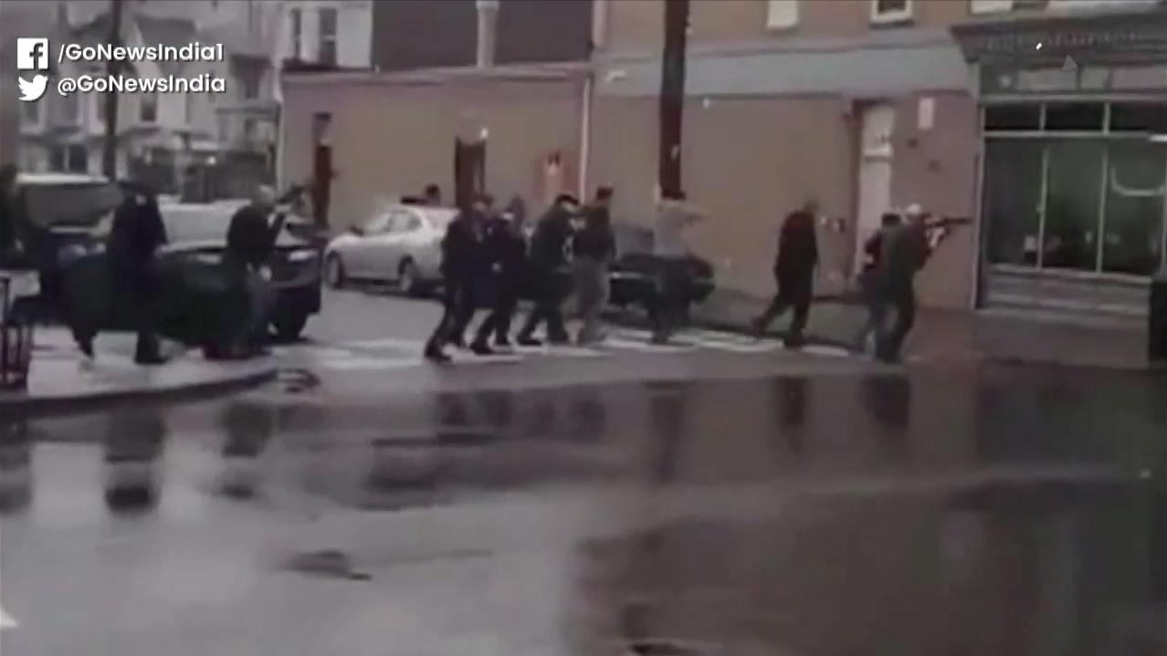 Jersey City Shootout Leaves 6 Dead