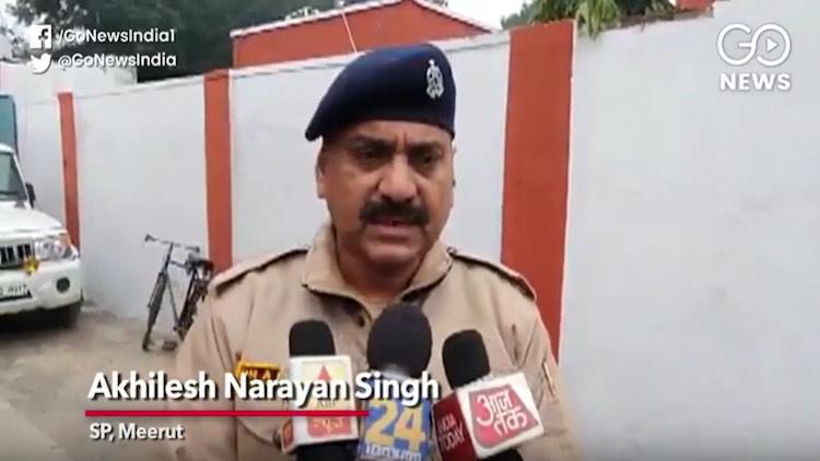 Communal Rant By Senior Meerut Cop