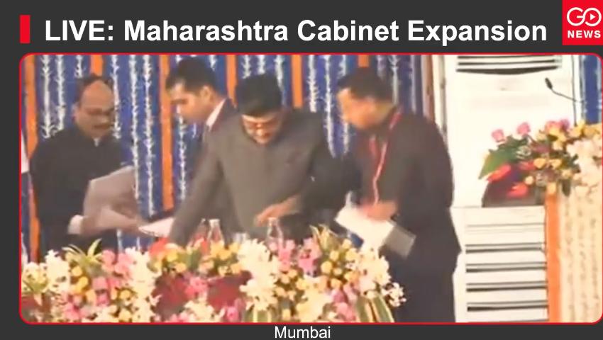 LIVE: Maharashtra Cabinet Expansion