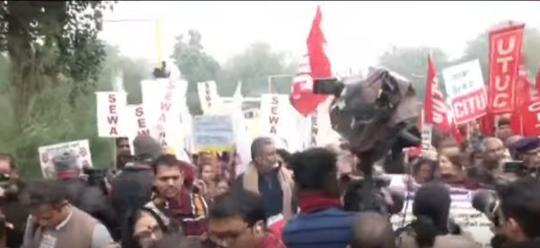 Deferred Live: All-India General Strike