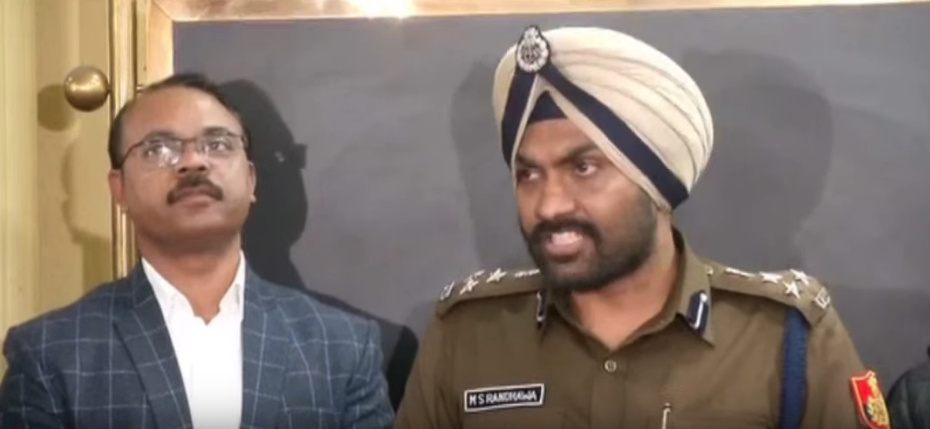 LIVE: Delhi Police PC