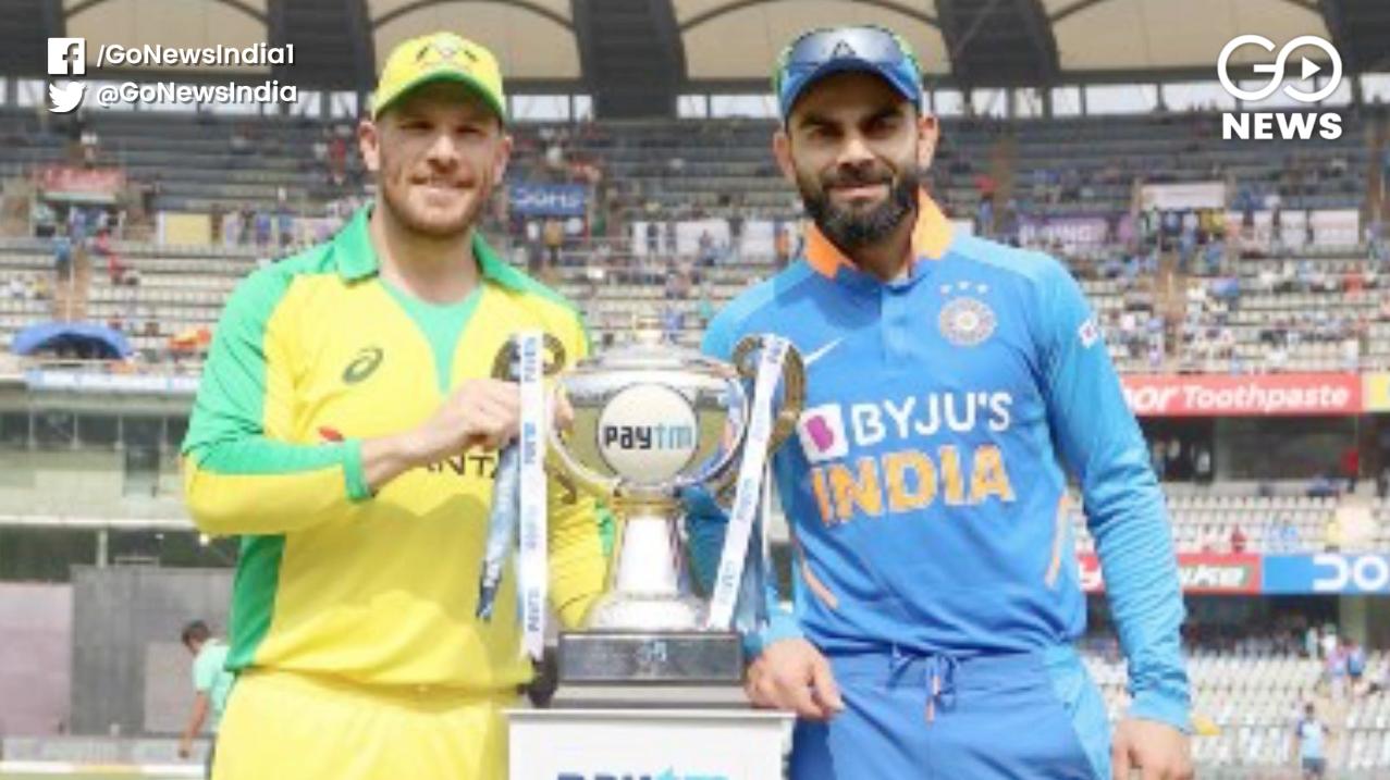Cricket: India Vs Australia (2nd ODI Preview)