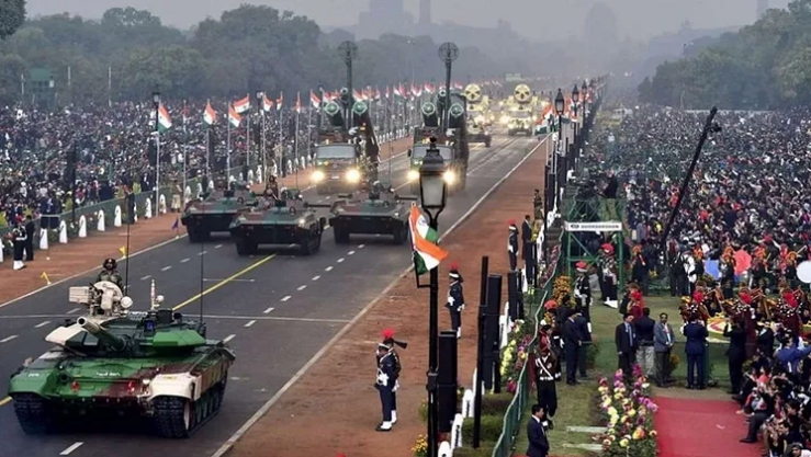 Security Tightened Ahead Of Republic Day