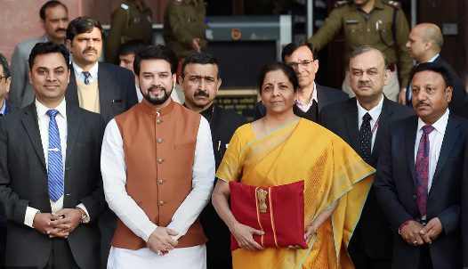 Budget 2020: Major Changes In Tax Slab, Opposition