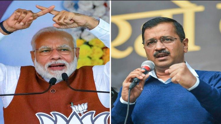 Countdown Begins For Delhi Elections