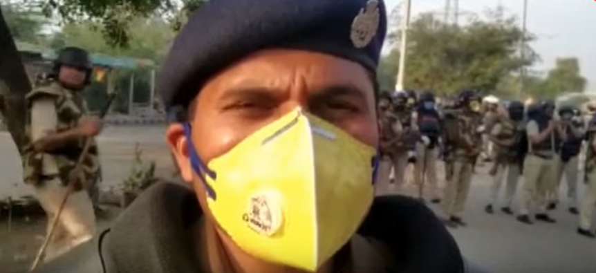 Deferred LIVE: Shaheen Bagh Protest Site Cleared O