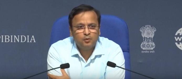 LIVE: Health Ministry Briefing on COVID-19