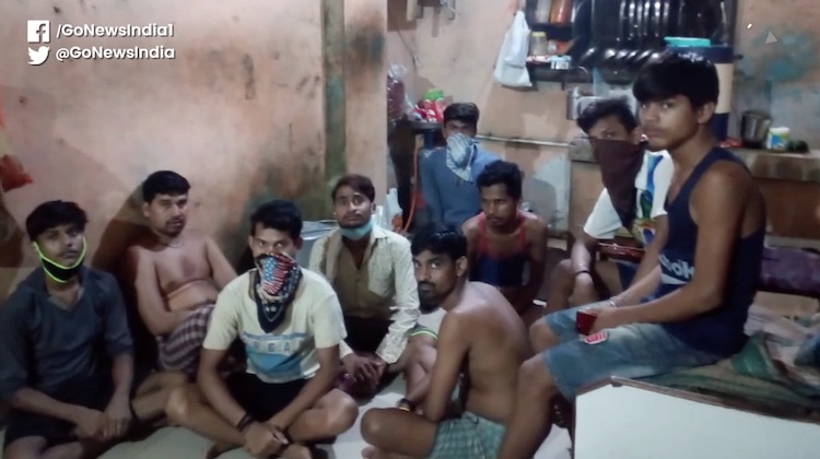 Odisha Migrant Labourers Stranded In Surat Textile