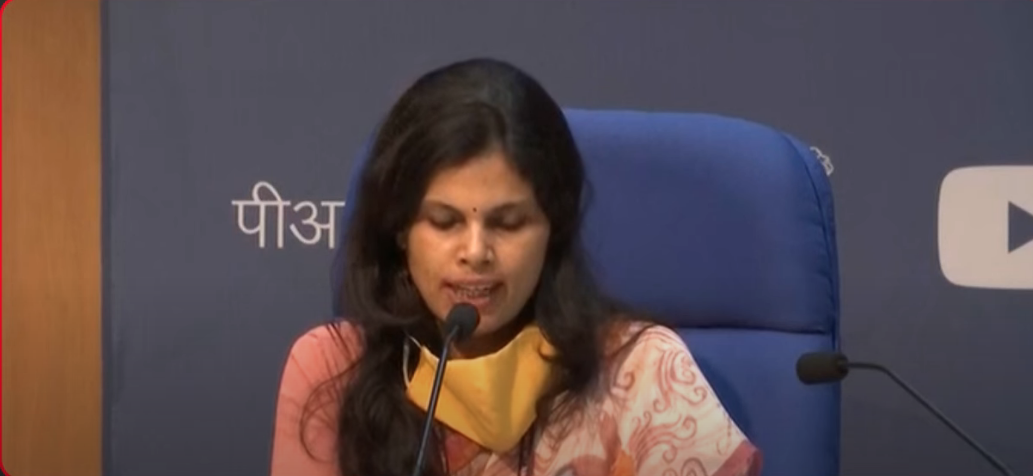 LIVE: Briefing By Health Ministry