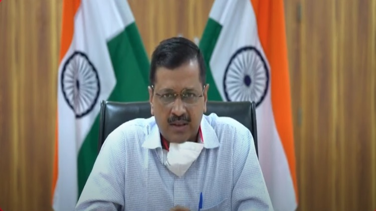 LIVE: Briefing By Delhi CM
