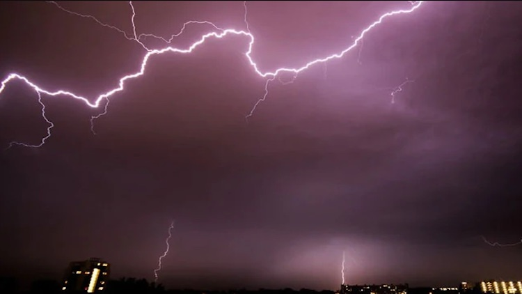 At Least 13 Killed In Lightning Strikes In Bihar A