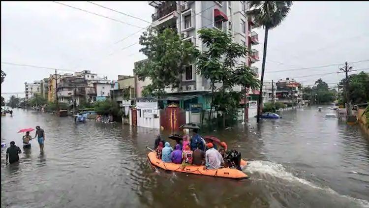 Amid Bihar Floods, Heavy Rainfall Forecast Till Au
