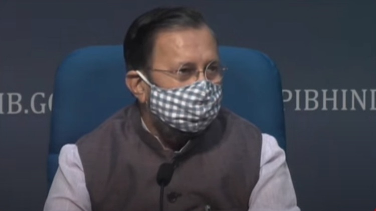 LIVE: Cabinet Briefing By Union Ministers Prakash
