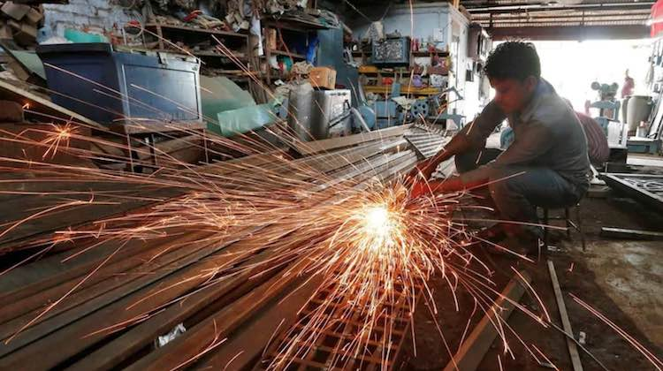 Eight Core Industries' Output Contracts 9.6% In Ju