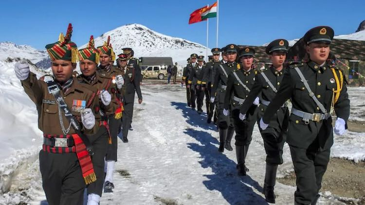 India Rejects China's Claims, Says PLA Troops Cros