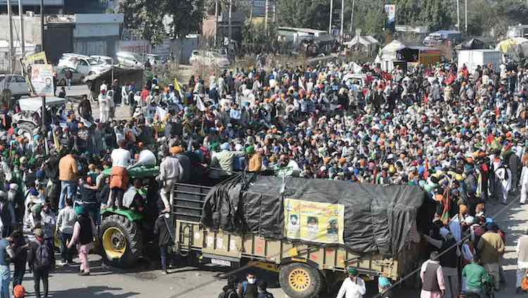 Farmers Demand 'Unconditional' Talks, Threaten To