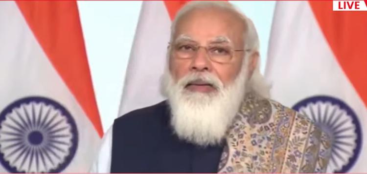 PM Modi Launches Pan-India Rollout Of COVID-19 Vac