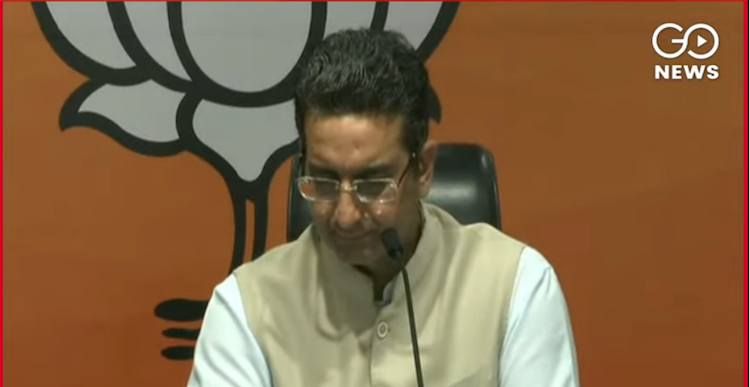 WATCH | BJP Spokesperson Gaurav Bhatia Takes Dig At CWC #Congress