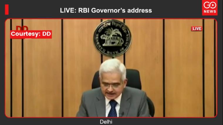 LIVE: RBI Governor's Address