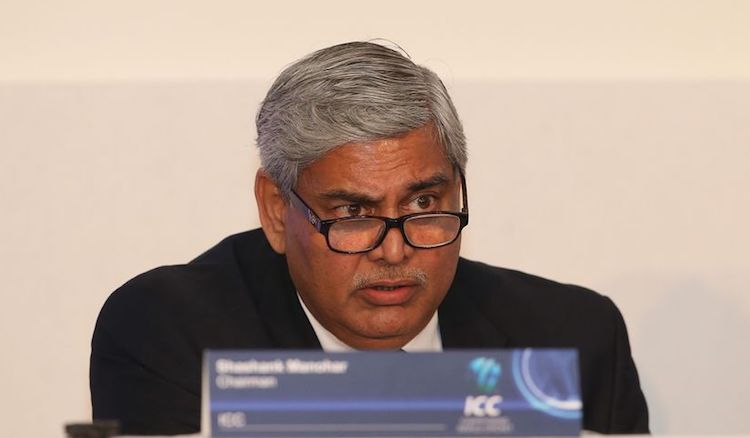 ICC Chairman Shashank Manohar resigns from his pos