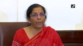 Finance Minister Nirmala Sitharaman's Press Confer