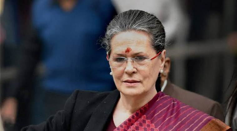 Birthday Wishes Pour In For Sonia Gandhi