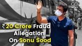 Sonu Sood Raided By IT Dept