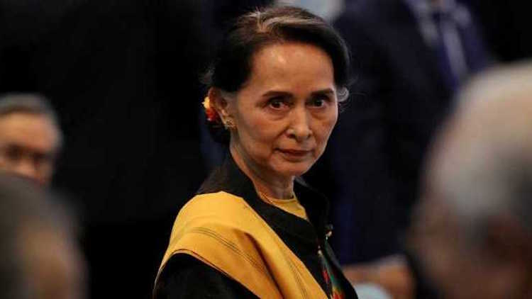 Myanmar Rohingya: Suu Kyi Arrives At UN Court To D