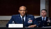 US Senate Confirms First Black Military Chief In '