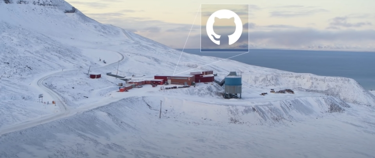 GitHub Buries Huge Data Archive At The North Pole