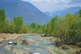 Kashmir Now Hotspot of Illegal Riverbed Mining