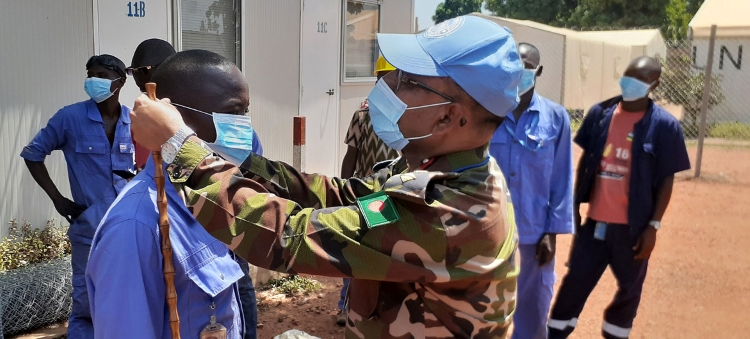 COVID-19 Fast Becoming Protection Crisis, UN Chief
