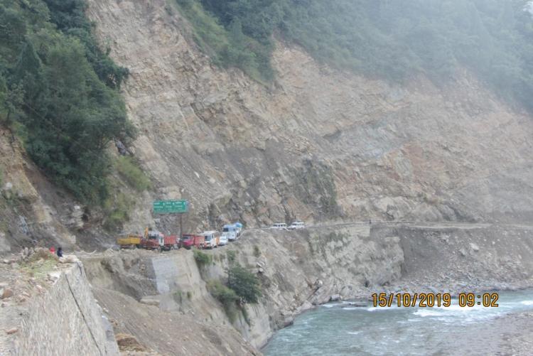 Wider Roads For Pilgrims Mean More Landslides In H