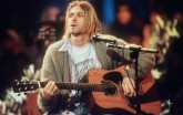 Iconic Kurt Cobain Guitar Sold For Record-Breaking