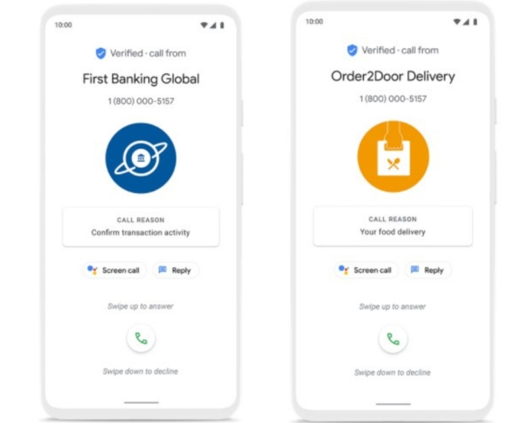 Google Rolls Out 'Verified Calls' Feature To Help