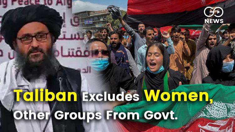 Taliban New Caretaker Government Afghanistan