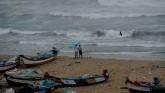 Cyclone Nivar Crosses Tamil Nadu And Puducherry, W