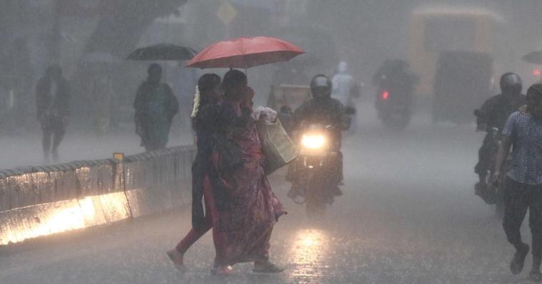 Chennai rainfall