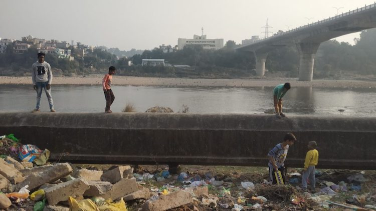 Volunteers In Jammu Strive To Save The Tawi River