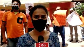 Swiggy Delivery Executives Stage Another Protest I