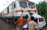 Three Dead In Train-Car Collision In Bihar's Jehan