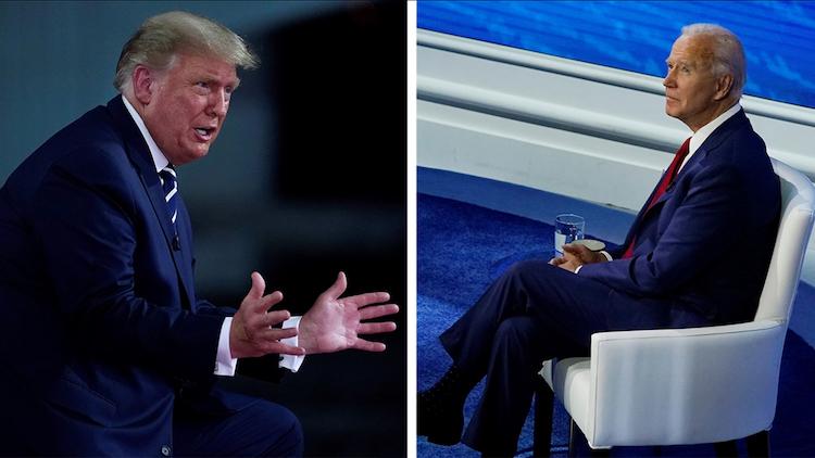 Trump, Biden Clash Fiercely In Final Debate Of US