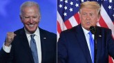 US Election: Verbal Spat Between Trump And Biden O